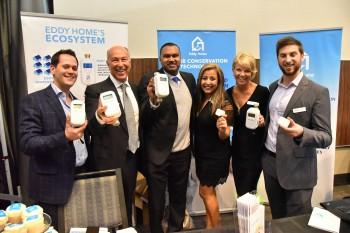 Innovation Gauntlet winners Eddy Home
