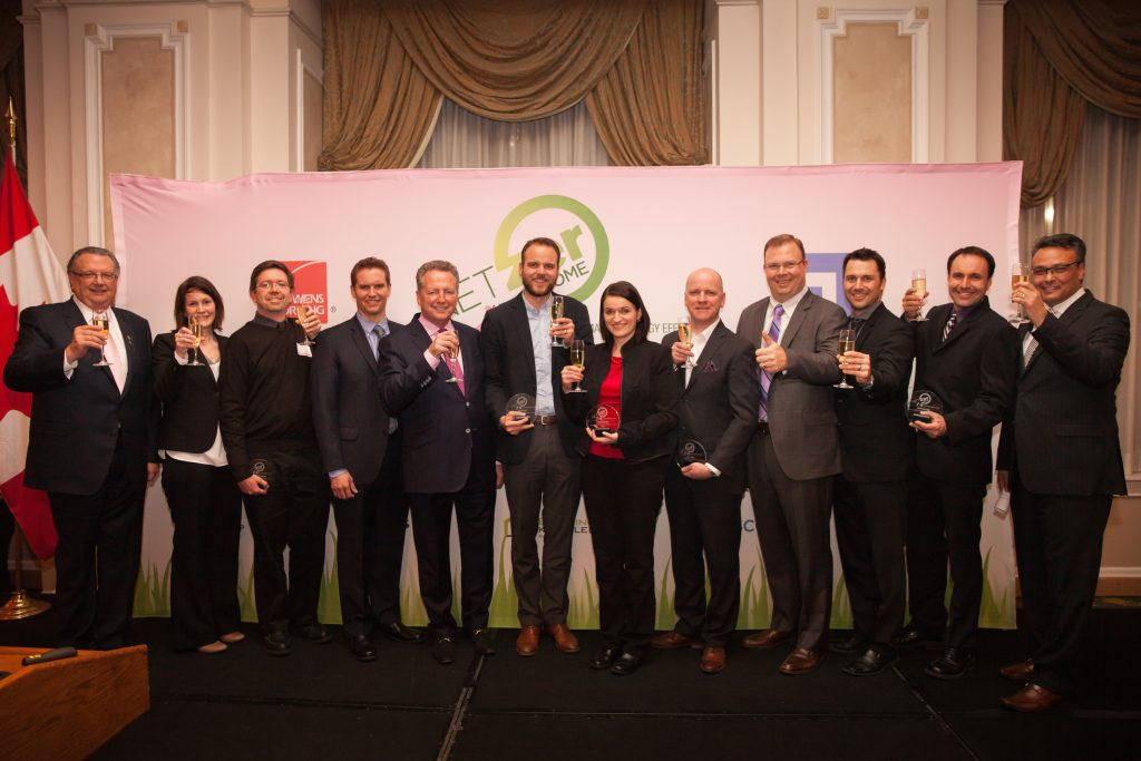 Net Zero Energy Home Builders Recognized For Contribution