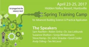 2017 - Spring Training Logo - Banner